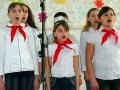 Луковская средняя школа, «Верность, отвага и честь».