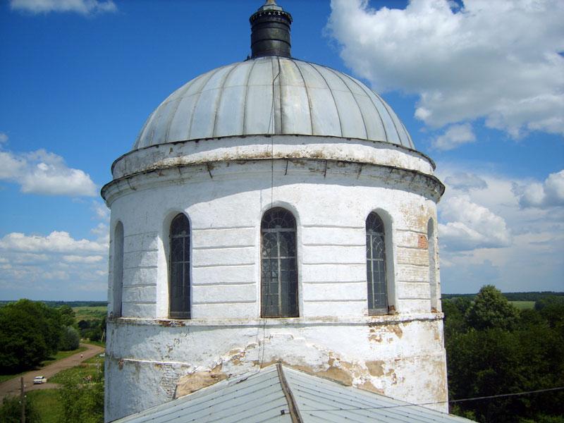 Свято-Покровский храм, с. Архарово. Июнь 2007 г.