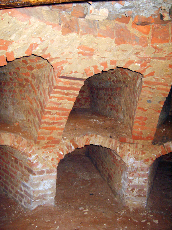 Свято-Покровский храм, с. Архарово. Нижняя часть.