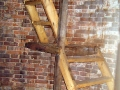 Свято-Покровский храм, с. Архарово. Лестница на колокольню.