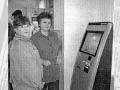 Почтамт предложил новую услугу: терминал самообслуживания для оплаты пользователей сотовой связи