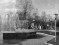 Красавец-фонтан в парке Победы