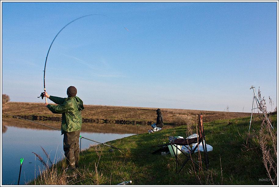 самая близкая рыбалка
