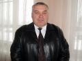 Директор губкинской средней школы А.Н. Панкратов.