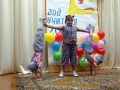 Выступают воспитанники театра-студии