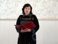 Е. А. Зайцева учит в МСШ №2 малышей.