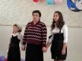 Двадцать лет пролетели, как один миг. Н. Н. Быкова со своими учениками.