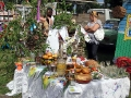 Малоархангельцы угощались на подворьях, по заведенной традиции там бесплатно.