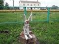 Куски дерева сами подсказывали, что из них можно смастерить.