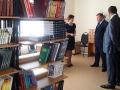 Библиотечный фонд второй городской школы пополнился.