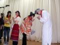 Большая восьмёрка прибыла из Гимназии Малоархангельска.