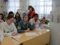 Даша Белевцева первой отвечала на вопросы.
