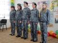 Отряд второй городской школы стал победителем в районном смотре-конкурсе юнармейских отрядов 2012.