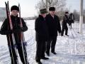 Глава района Юрий Маслов и его заместители тоже присутствовали на спартакиаде.