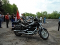 Интересно посмотреть на мотоциклы.