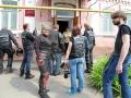 В Малоархангельске байкеры посетили музей боевой славы.