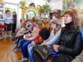 Юные читатели пришли на встречу с писателем-орловцем Леонардом Золотарёвым.