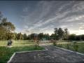 Общий вид детской площадки Малоархангельска. Фото - Сергее4