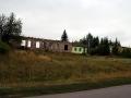 Пенькозавод. Бывшая проходная завода.