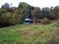 Столярова гора, недалеко от беседки — колодец.