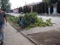 Центральная улица Малоархангельска