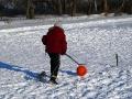 Хоккей с мячом на льу - 5 класс