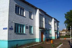 Здание детской школы искусств г. Малоархангельска
