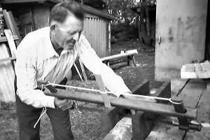 Профессию плотника Михаил Федорович освоил еще в детстве, в далеких сороковых.