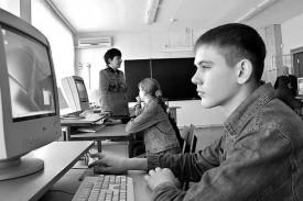 Совхозская средняя школа. 2006 год.