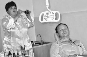 В Малоархангельском стоматологическом кабинете