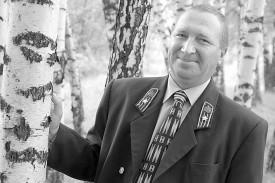 Лесничий Малоархангельского лесничества Олег Алексеевич Сорокин