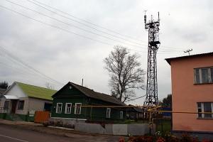 Телевышка в Малоархангельске