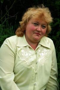 Учитель Ивановской средней школы Челядинова Людмила Ивановна