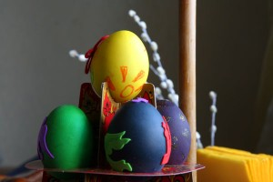 Пасхальные яйца, 2009 год