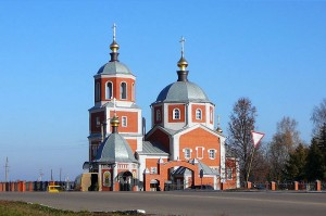 Церковь Архангела Михаила в Малоархангельске