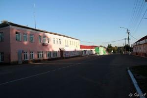 Утренний Малоархангельск. Июль 2007 года. Фото: Cepree4