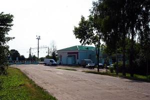 Станция Малоархангельск, июль 2009 года