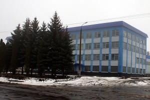 Здание Малоархангельского машиностроительного завода.