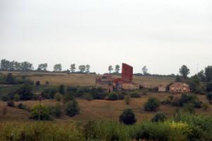 Здание пенькозавода Малоархангельска