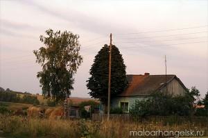 Бывший дом Т. Г. Пешковой в селе 1-я Ивань
