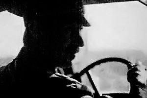 Милиционер-водитель.