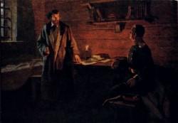 "А. И. Фомкин. ""Отказ Н. Г. Чернышевского от исповеди"""
