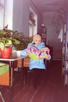 Катя Серегина, 11 лет – постоянный читатель, активная участница многих мероприятий библиотеки