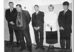 Руководители района и СПК «Луковский» в гостях у ветеранов