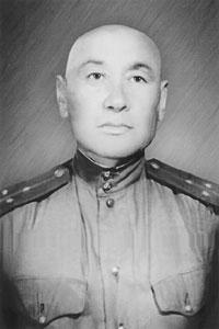 Молдакаш Аманжолов