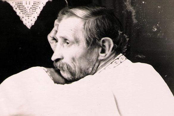 Старых Никита Егорович