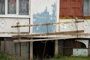В Малоархангельске идёт капитальный ремонт многоквартирных домов