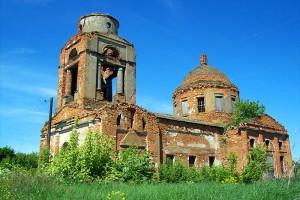 В 1932-ом году Богоявленскую церковь власти закрыли для богослужений