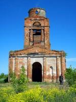 Богоявленский храм. Село Верхососенье Покровского района Орловской области