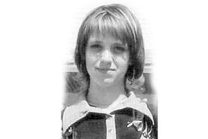 София Филатова — студентка одного из орловских вузов